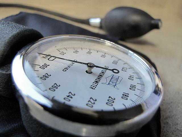 Presión arterial ideal para una mujer de 35 años