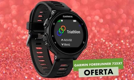Chollo para deportistas: MediaMarkt te deja el Garmin Forerunner 735XT por sólo 199 euros