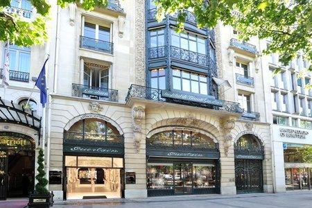 Fachada Champs Elysees 68 Guerlain