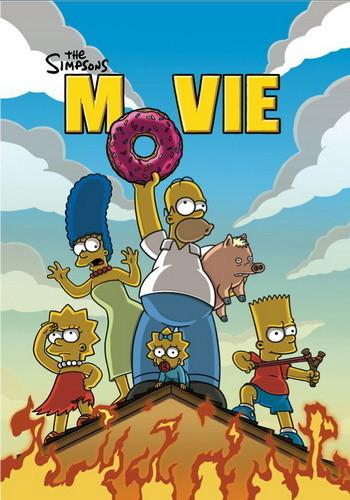 Póster de 'Los Simpson'