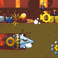 A cavar sin parar con Shovel Knight Dig, el nuevo videojuego de la saga a cargo de Yacht Club Games y Nitrome