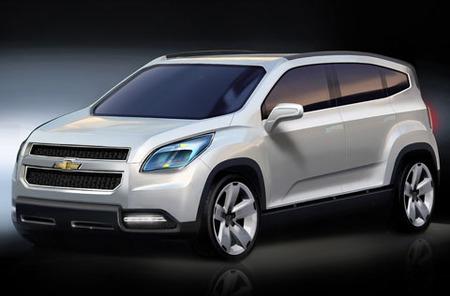 Chevrolet presentará el Orlando en París