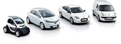 Renault empieza una presentación de alto voltaje en Sevilla