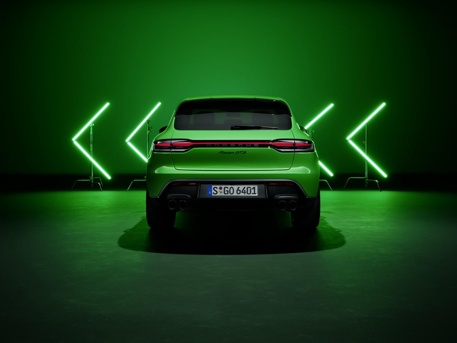 Foto de Porsche Macan 2022 (23/59)