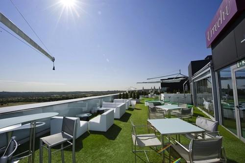 ¿Buscando terraza con vistas y comida rica en Madrid? Prueba El Cielo de Urrechu