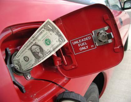 Récord histórico en el precio de la gasolina
