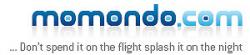 Momondo.com: recomendable buscador de vuelos baratos en Europa