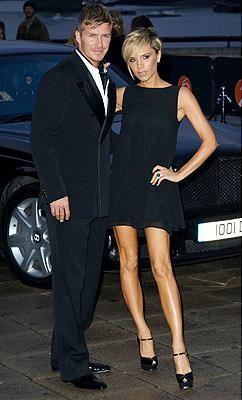 Victoria y David Beckham la pareja mejor vestida según Vanity Fair