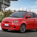 Fiat 500e RED Edition, el pequeño italiano se viste de rojo para luchar contra pandemias