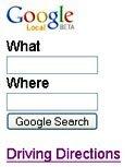 Google en tu móvil, buscando tiendas