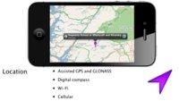 El iPhone 4S soporta el sistema de localización GLONASS, Apple actualiza sus especificaciones en su web