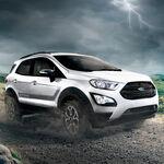El Ford EcoSport 2021 estrena la versión Storm en México, con sabor a todoterreno