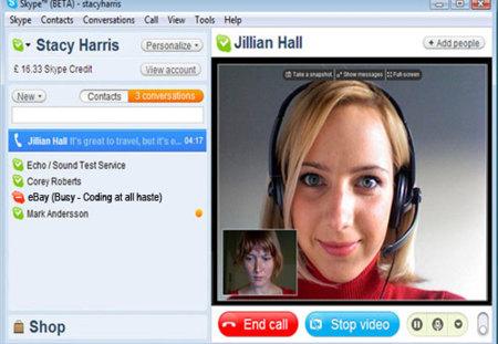 eBay se saca de encima a Skype