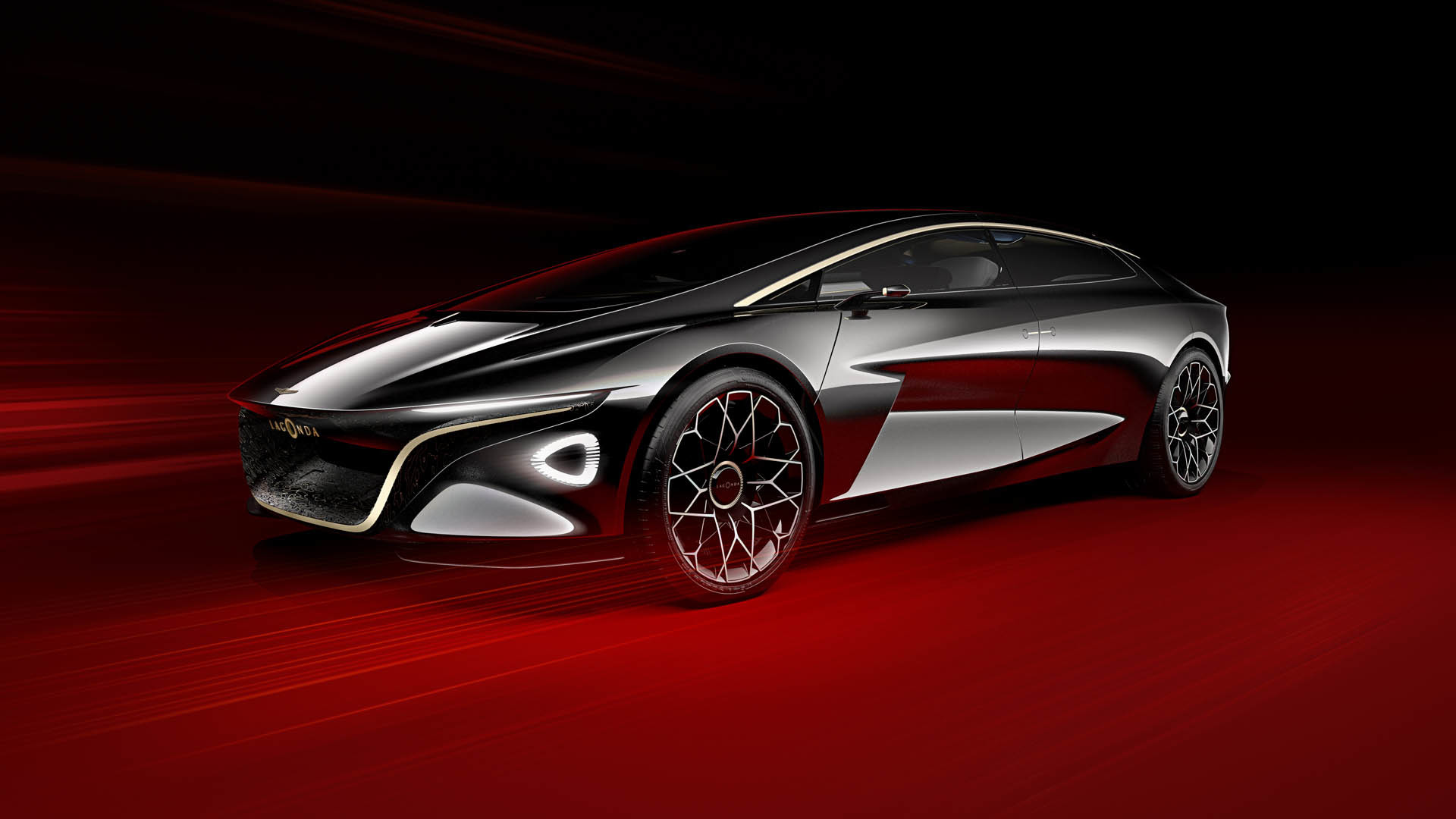 Foto de Aston Martin Lagonda Vision Concept (5/22)