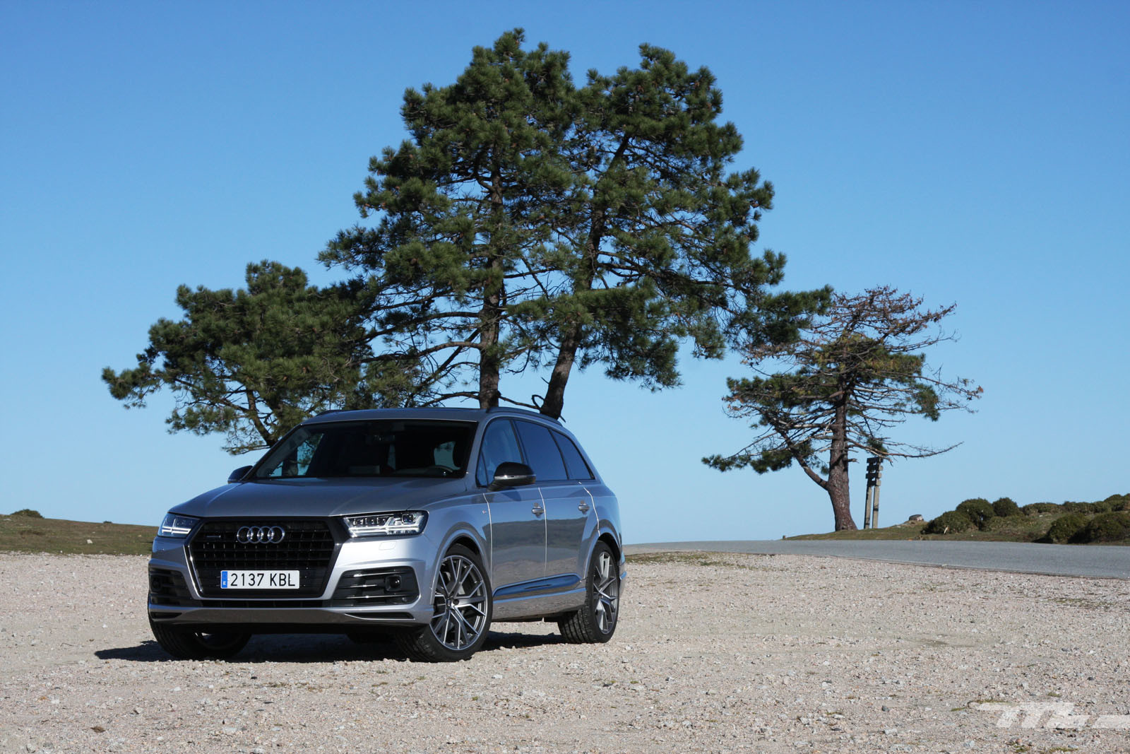 Foto de Audi Q7 3.0 TDI Ultra (prueba) (1/39)