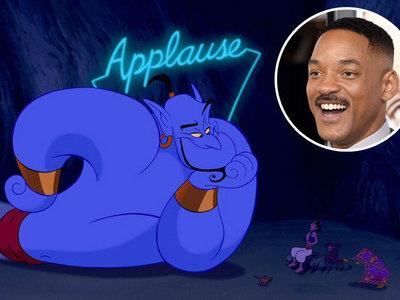 Will Smith es un Genio: el remake de 'Aladdin' ya tiene protagonistas