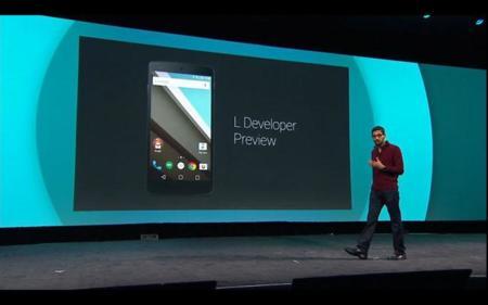 Android L Developer Preview, primeros datos de la próxima versión