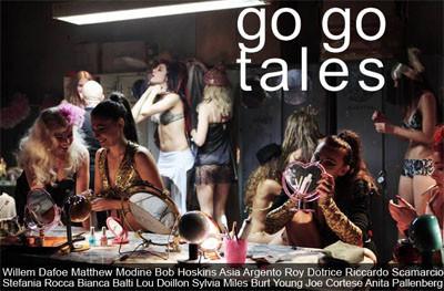 'Go Go Tales': 3 clips con Asia Argento, su rottweiller y Riccardo Scamarcio