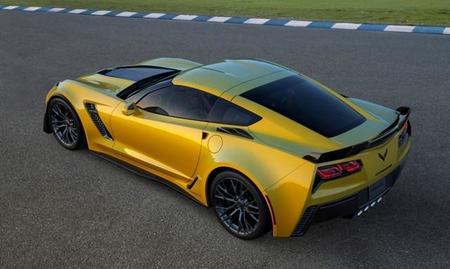 Auto Show de Detroit 2014: Chevrolet Corvette Z06