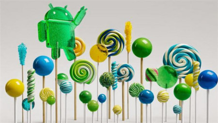 Android 5 0 Lollipop 1