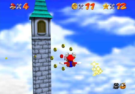 Super Mario 64 Estrella Secreta 07
