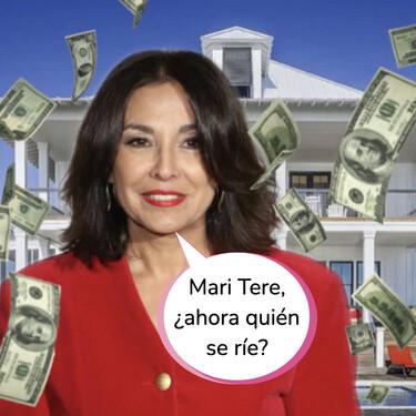 El millonario patrimonio de Isabel Gemio: esta es la fortuna que le permitirá tener una jubilación envidiable