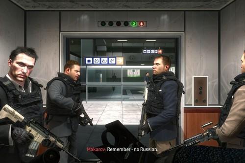 Momentos inolvidables de la pasada generación: la misión del aeropuerto en Call of Duty: Modern Warfare 2
