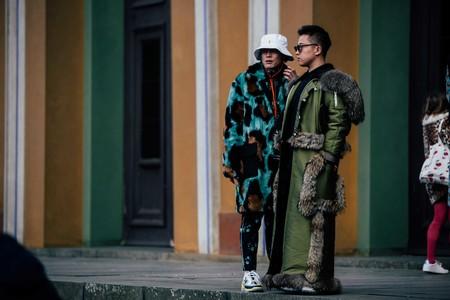 Copenhagen Fashion Week Street Style Trendencias Hombre Tendencias Moda 2019 04
