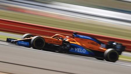 Sainz Silverstone F1 2020