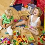 De niños y juguetes: a menudo menos es más