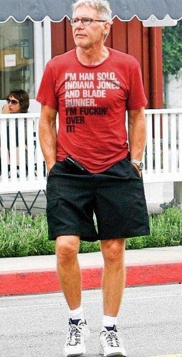 camisetas actores fakes