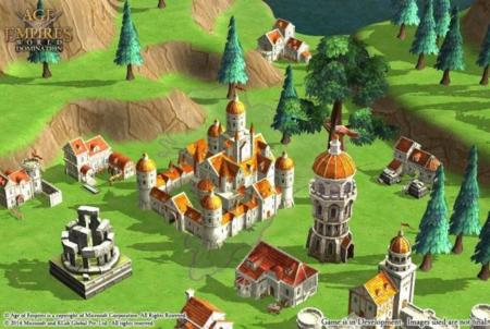Age of Empires: World Domination no verá la luz hasta el año 2015