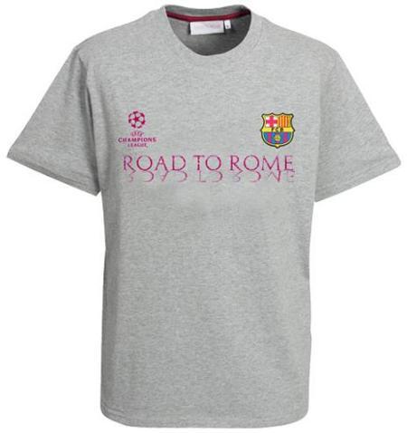 Camiseta Liga de Campeones
