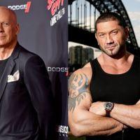 Bruce Willis, Dave Bautista y unos ladrones de bancos diferentes en 'Marauders'