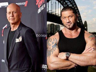 Bruce Willis, Dave Bautista y unos ladrones de bancos diferentes en 'Maradeurs'