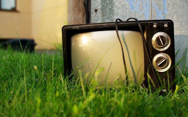 tv television televisor