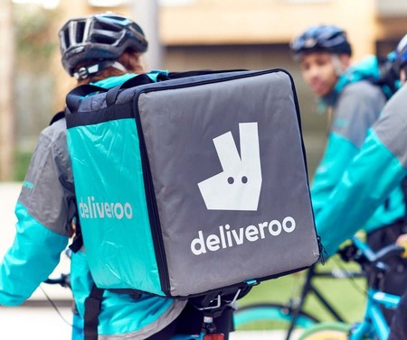 deliveroo repartidor