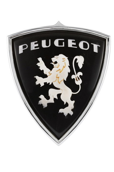 Logo Peugeot Original