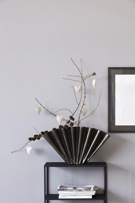 Ideas para una decoración de Navidad minimalista o nórdica, perfectas para espacios pequeños