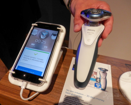 Philips Smart Shaver series 7000, porque las afeitadoras también pueden ser conectadas