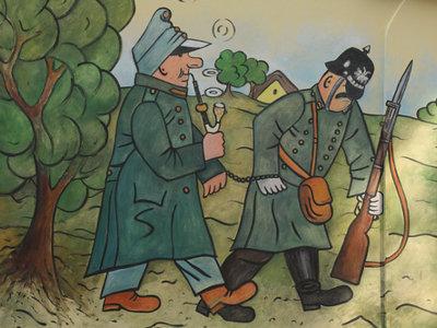 'El buen soldado Svejk antes de la guerra': los cuentos antimilitaristas de Jaroslav Hašek