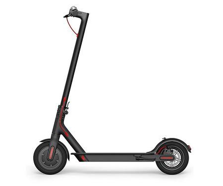 Oferta Flash: patinete eléctrico Xiaomi M365 por 329 euros y envío gratuito