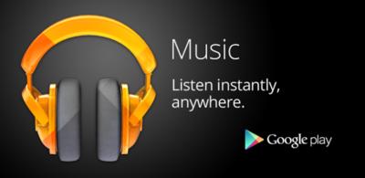 Google podría lanzar pronto Play Music bajo suscripción