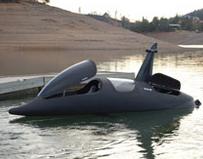El Delfín Biónico, transporte del futuro