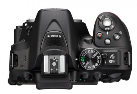 Nikon D5300 superior