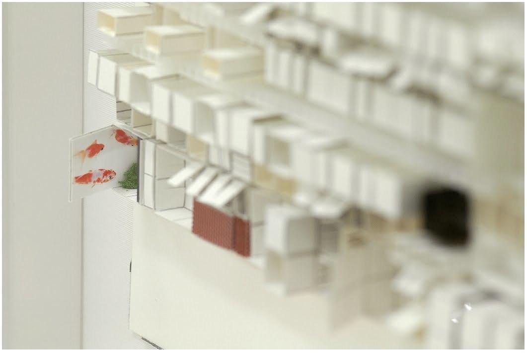 Foto de Ciudades de papel por Katsumi Hayakawa (12/14)