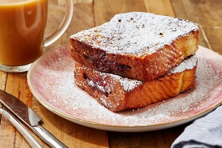 Como Hacer Pan Frances Relleno Mermelada Receta Facil