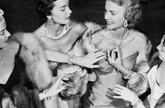 Los diamantes de Harry Winston en stars