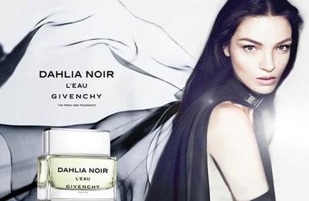 Givenchy lanza su tercera fragancia de Dahlia: Dahlia Noir L'Eau