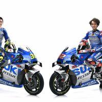 El gris se abre paso en la nueva Suzuki GSX-RR 2020 Factory con la que Álex Rins luchará en MotoGP